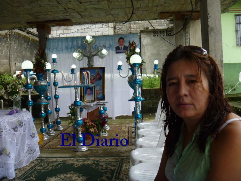 Esperan los restos de ecuatoriano muerto en Irak