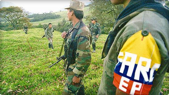 Ecuador admite presencia intermitente de las FARC
