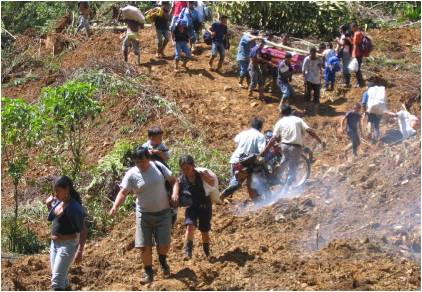 Condenan a 43 años de prisión a guerrillero de FARC por masacre de indígenas