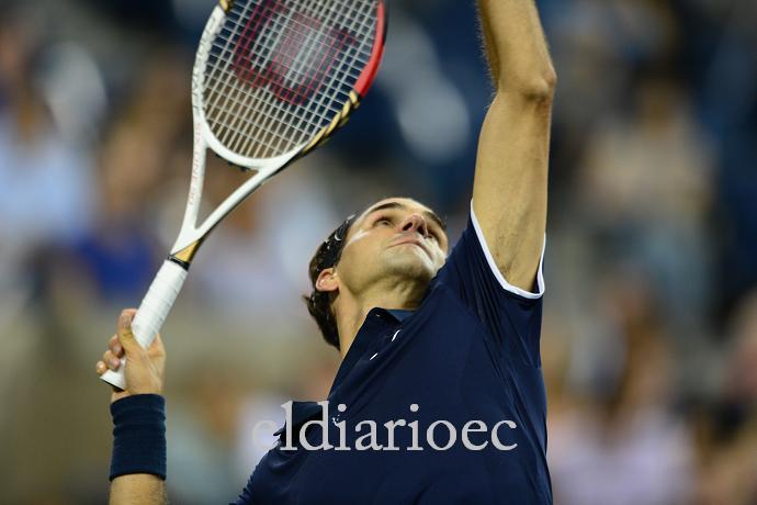 Las estrellas brillan en el US Open 2012