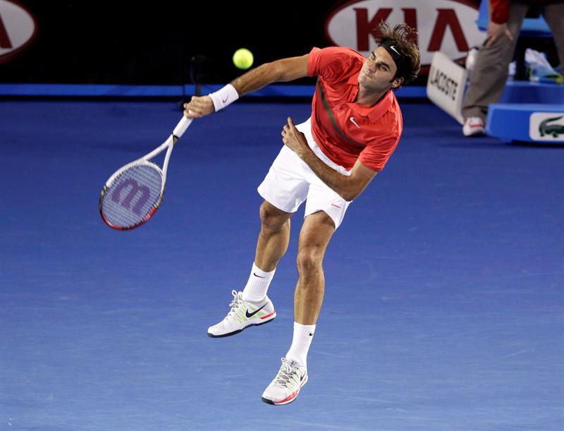 Federer asegura que no tiene problemas con Nadal