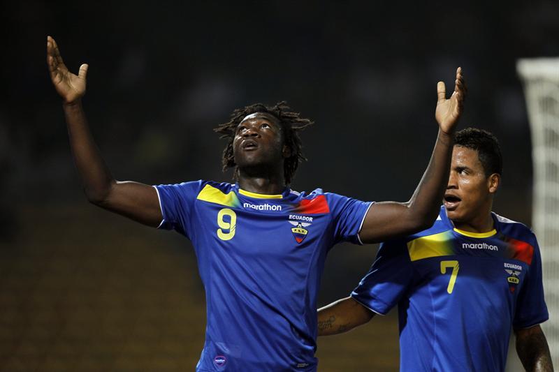 Ecuador es goleado 4-2 y queda eliminado de la Copa