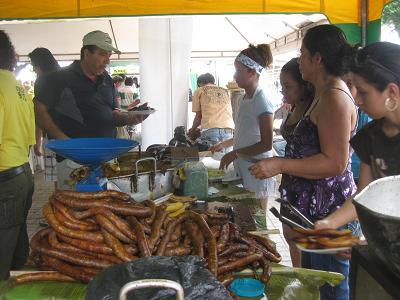 Festival gastronómico atrajo a cientos
