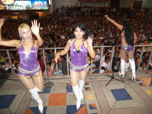 En la Plaza Cívica se inaugurará el baile más grande de Manta