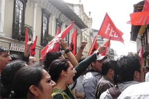 Universitarios anuncian nuevas medidas contra Ley de Educación