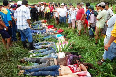 Alcalde de San Vicente se pronuncia ante tragedia