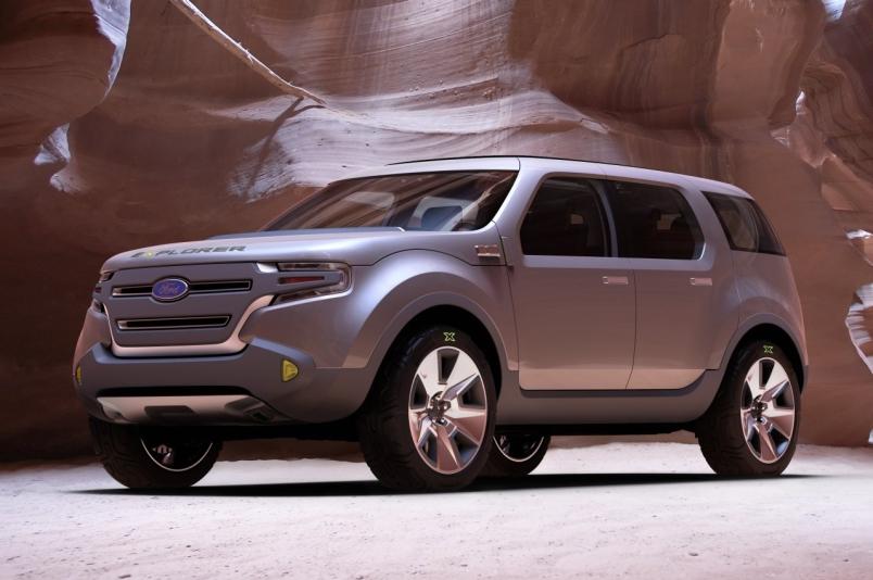 Chevrolet Volt y Ford Explorer ganan premios de Auto y Camioneta del Año