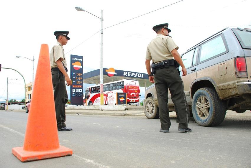 16.000 policías darán seguridad durante feriado
