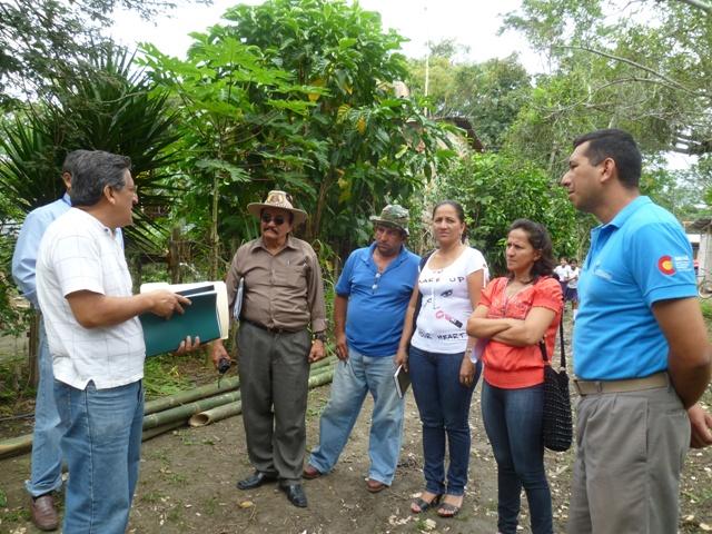 Senagua Guayas busca soluciones a problemas hídricos en Manabí
