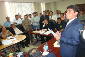 Corte dicta prisión preventiva para juez de Galápagos