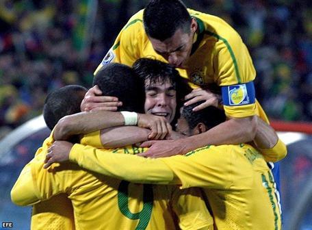 Brasil logró los cuartos y ahora espera a Holanda