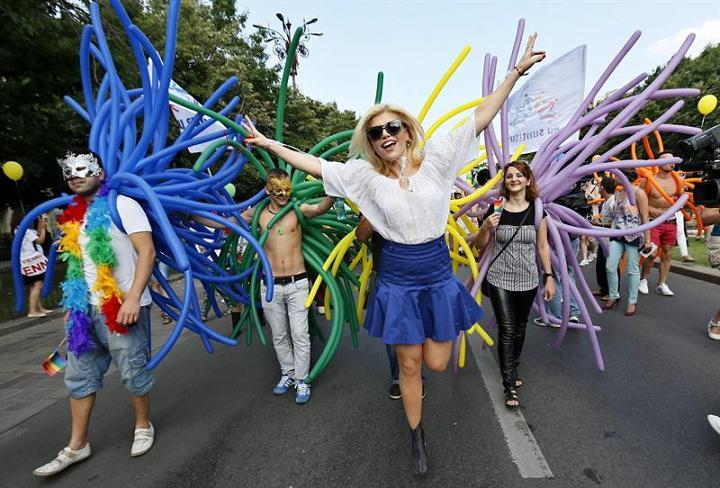 El Orgullo Gay se tomó las calles del mundo