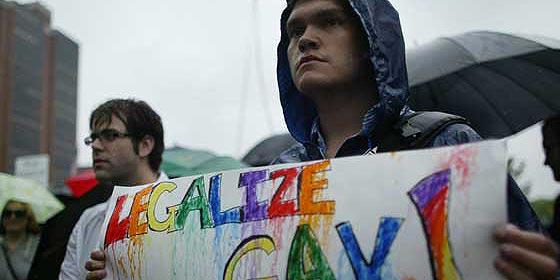 Marchas a favor y en contra de ley de matrimonio gay en Argentina