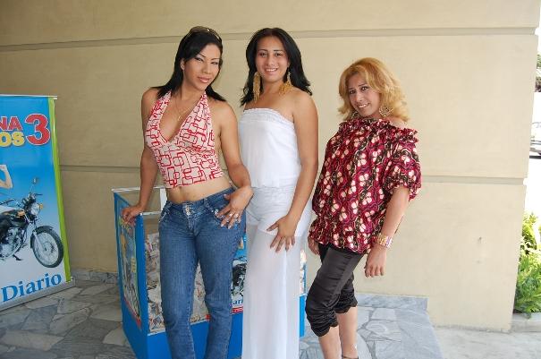 Elección de  Miss Trans Ecuador