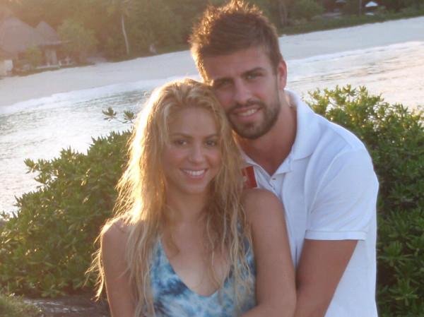Shakira acompaña a Piqué por Puerto Rico