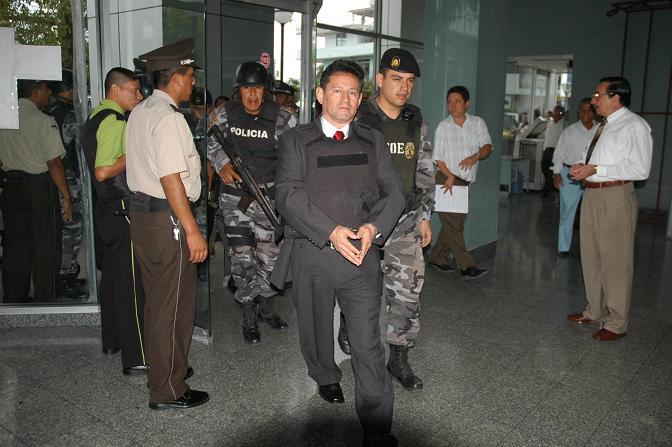 Falleció de un paro cardiaco el ex fiscal Harold Moreira