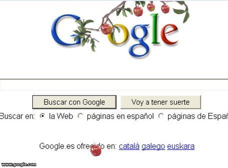 Google celebra el cumpleaños de Isaac Newton