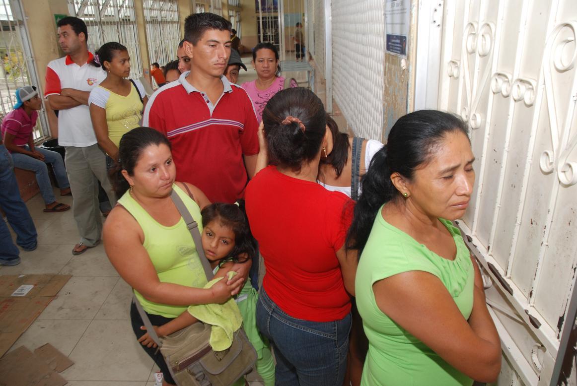 Virus gripal está afectando a miles de ecuatorianos