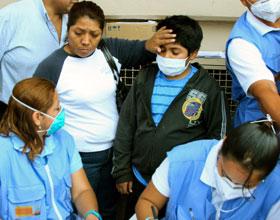Dos mujeres con AH1N1 en Santo Domingo