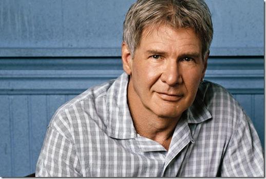 Harrison Ford: 'Nunca he elegido ser un héroe'