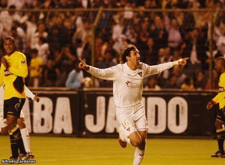 Barcos analiza oferta para jugar en el Palmeiras