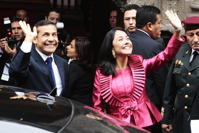 Humala ya es presidente