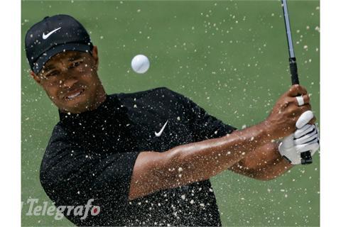 Tiger Woods premiado por décima vez