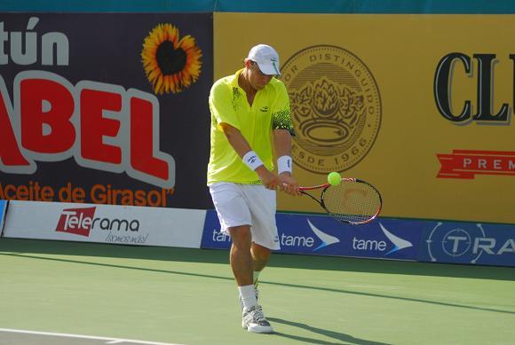 Dos ecuatorianos pasan a cuartos de final en el Manta Open