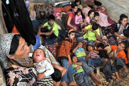 Aumenta el número de refugiados en el mundo