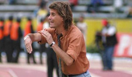 Insúa vuelve a Deportivo Quito