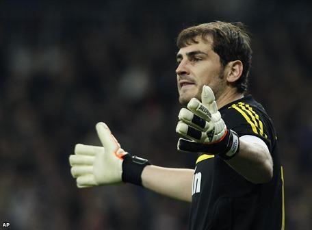 Casillas entró en el club de los 600: 'Jamás pensé llegar a estas cifras'