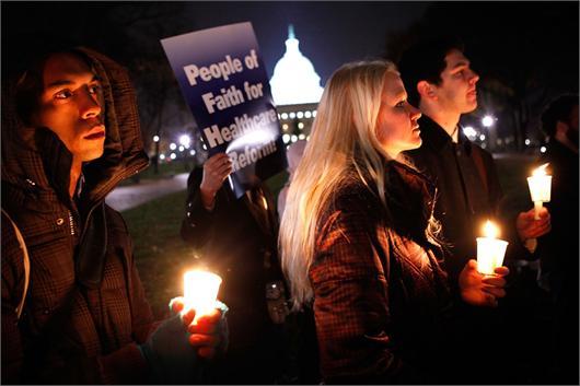 El Senado de EE.UU. aprueba Ley de Salud
