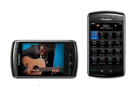 BlackBerry achaca los problemas en servicio a fallo en su sistema