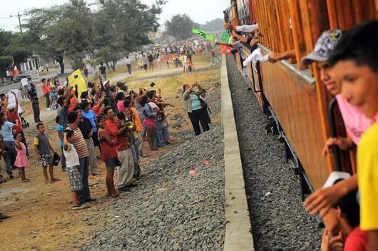 El tren de Eloy Alfaro trae nostalgia