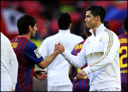 Messi: 'Con Cristiano no hay ningún tipo de bronca'