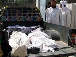 Hombre mata a sus 4 hijos al no poder asumir gastos del Ramadán