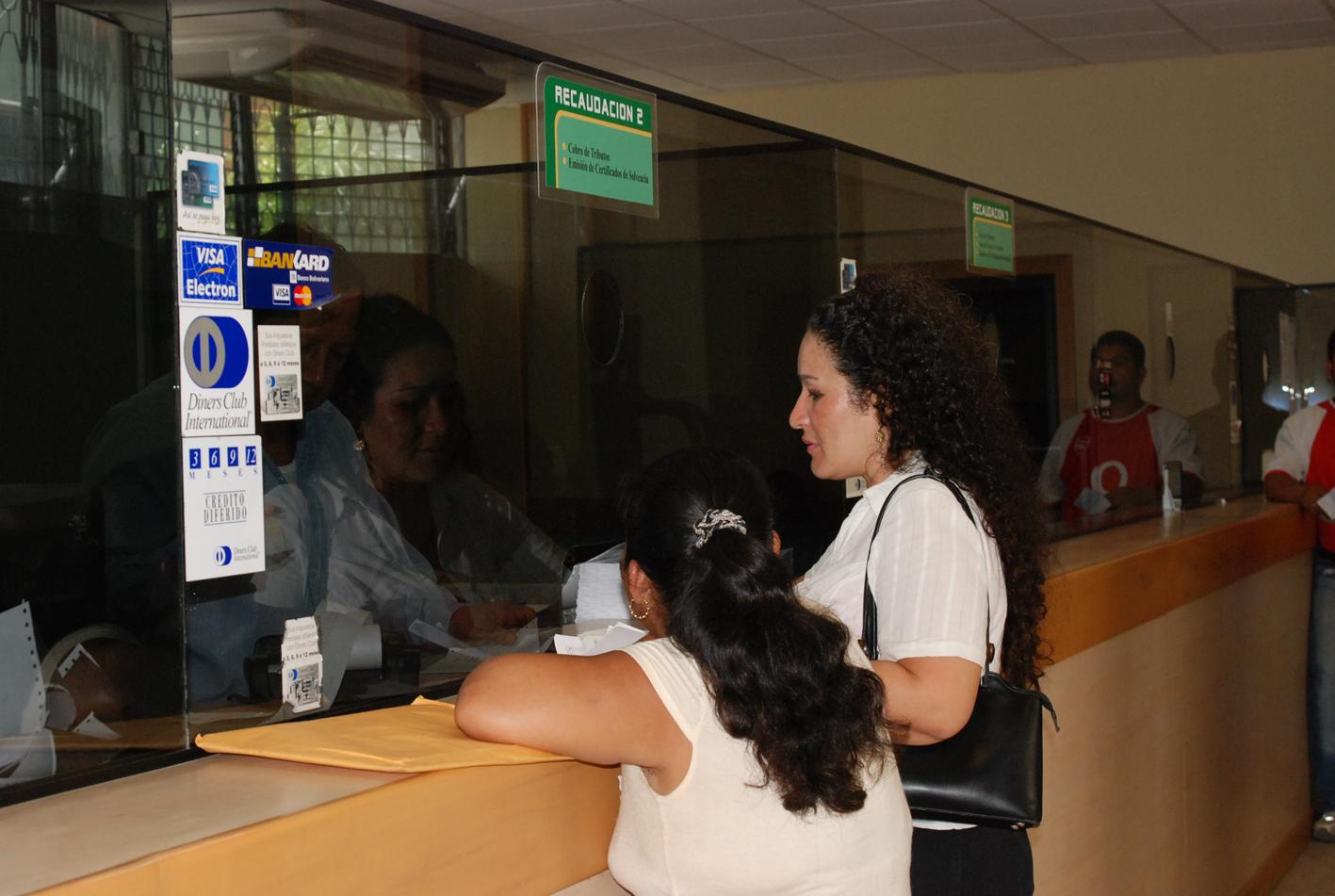 Tributos municipales pueden pagarse en cinco lugares