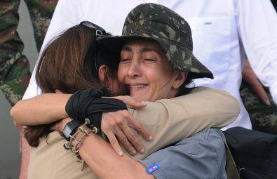 Ingrid Betancourt demandaría al Estado colombiano
