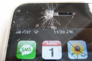 Francés pide indemnización por heridas tras rotura de pantalla de su iPhone