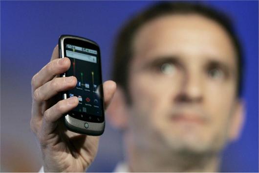 Google presentó Nexus One
