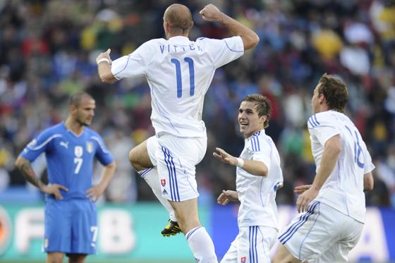Italia se va 'humillada' del Mundial