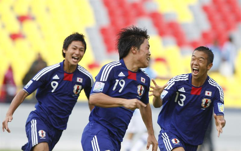 3-1. Japón pasa por encima de Argentina