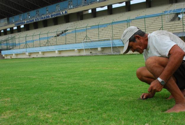 El estadio Jocay de Manta será inspeccionado