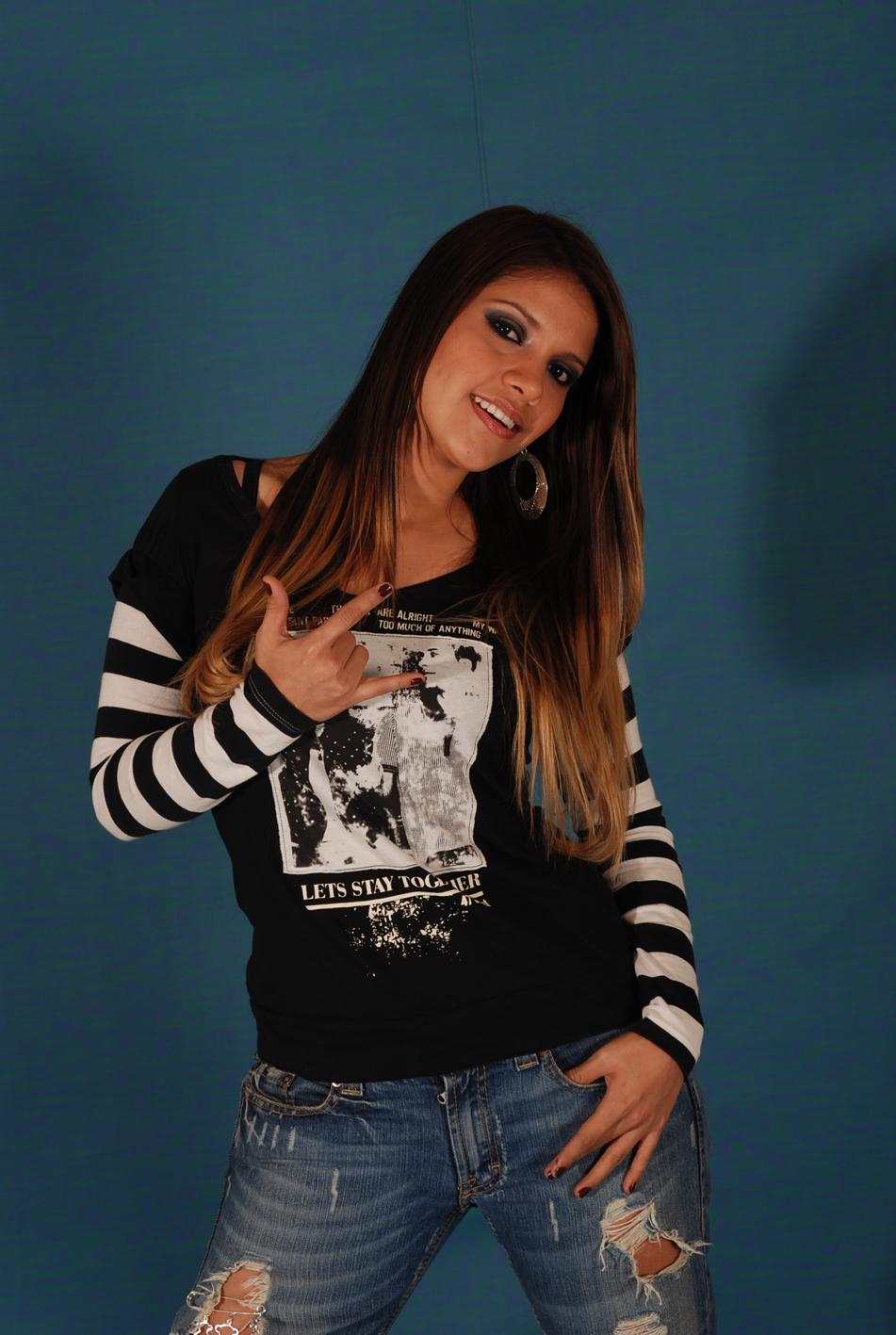 Johanna Carreño lidera entre los cien más pedidos en MTV