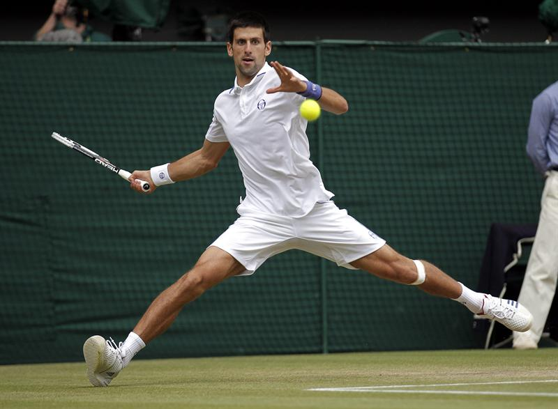 Djokovic gana su primer Wimbledon al vencer a Nadal