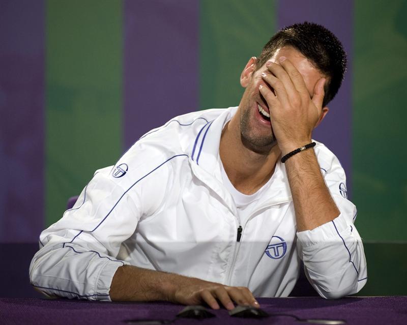 Djokovic dice que estudio para saber ganar a Nadal