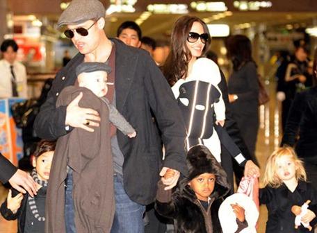 Angelina siente que Brad es realmente su 'alma gemela'