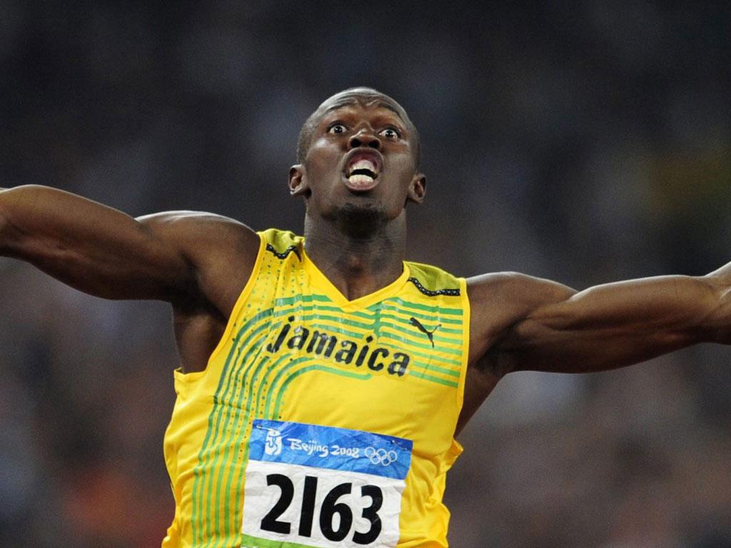 Llegó la hora del duelo Bolt vs. Blake