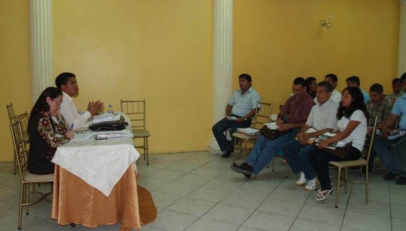 Juntas parroquiales esperan las últimas alícuotas