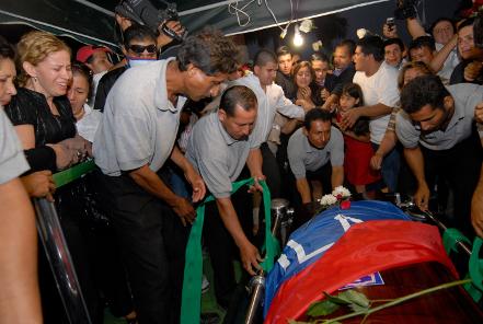 'Manabí sabe quién mató a Mauricio Montesdeoca'